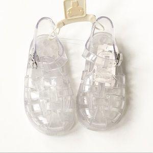 GAP Shoes - NWT. BabyGap Jellies